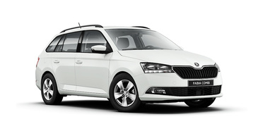 ŠKODA FABIA BREAK AMBITION