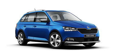 FABIA BREAK Scoutline