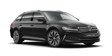 ŠKODA SUPERB L&K