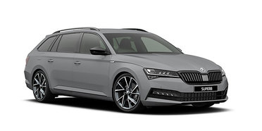 ŠKODA SUPERB BREAK SPORTLINE