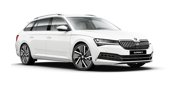 ŠKODA SUPERB BREAK iV